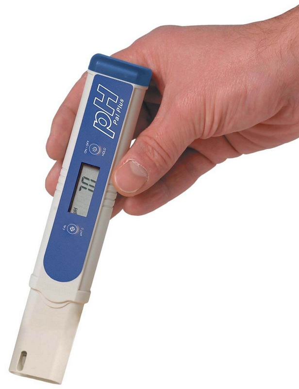 pH PAL Plus Pocket pH Tester