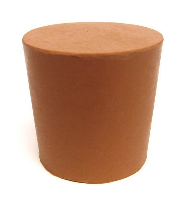 RUBBER STOPPER/BUNG PK OF 10 - SIZES 3-19