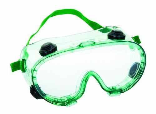 Standard safety goggle